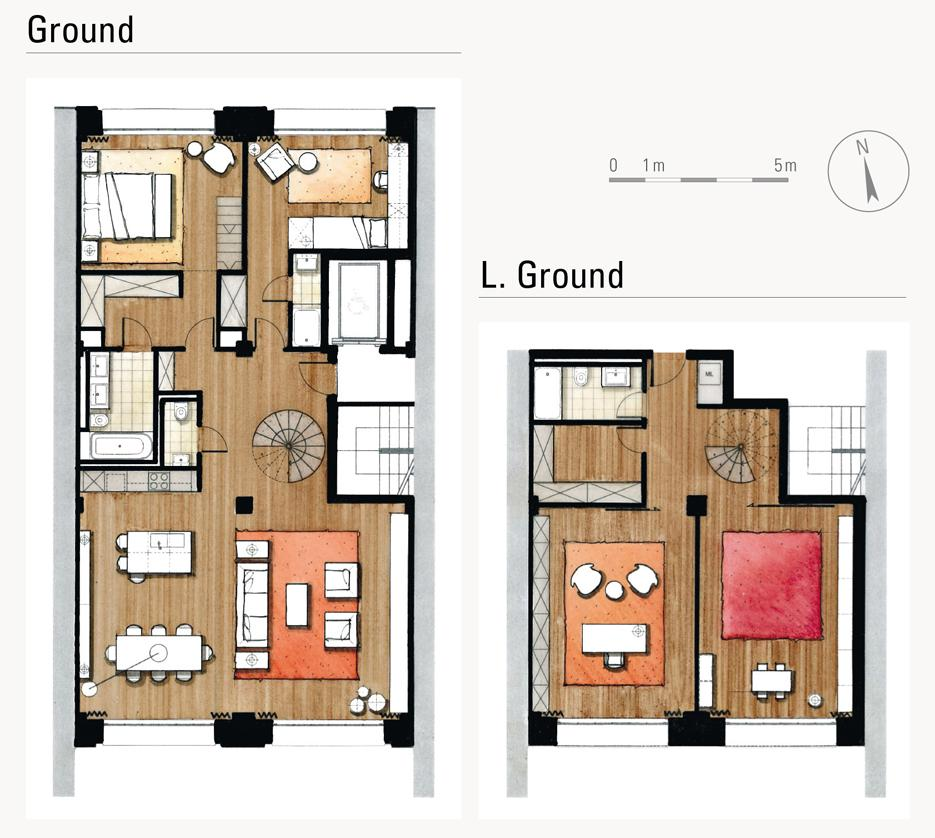 Loft Duplexes Lofts Sale Geneva Buy Duplex