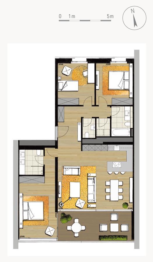 Appartements Geneve